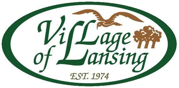 Village of Lansing Logo