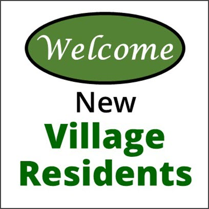 New Residents Information